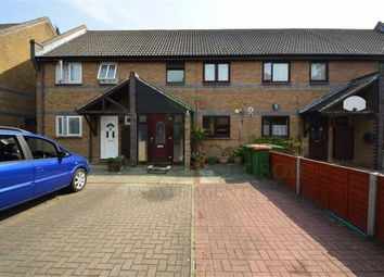Thumbnail 3 bed terraced house for sale in Bracken Close, London