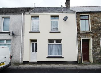 Thumbnail 3 bed terraced house for sale in Pant Terrace, Dowlais, Merthyr Tydfil