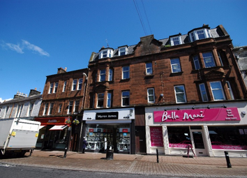 Thumbnail 2 bed flat to rent in High Street, Ayr, South Ayrshire, 1Rl