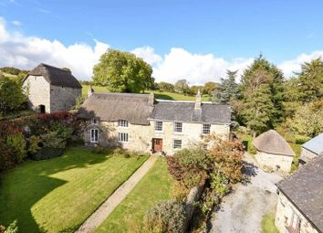 Thumbnail 4 bed detached house for sale in Chagford, Newton Abbot