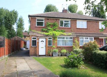 Thumbnail 3 bed semi-detached house for sale in Fairway Avenue, West Drayton, Middlesex