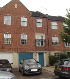 Thumbnail 4 bedroom town house for sale in Regent Mews, Sovereign Park, York