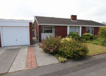 Thumbnail 2 bedroom semi-detached bungalow to rent in Newstead Square, Sunderland