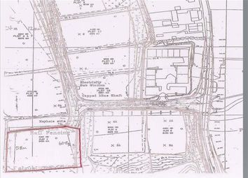 Thumbnail Land for sale in Plot 4 Westthorpe Fields, Green Lane, Killamarsh, Sheffield