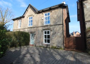 Thumbnail 3 bed semi-detached house for sale in Church Road, Lymm