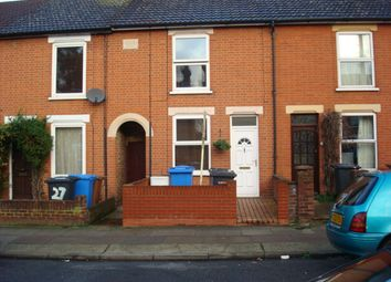 Thumbnail 3 bed terraced house for sale in Hutland Road, Ipswich
