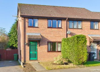 Thumbnail 3 bed semi-detached house for sale in Partridge Grove, Swaffham