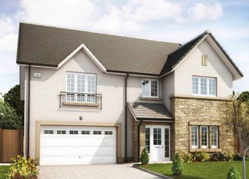 "Thumbnail 4 bed detached house for sale in ""Lewis"" at Penicuik Road, Roslin"