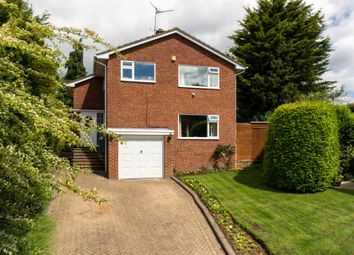 Thumbnail 4 bedroom detached house for sale in Ragmans Close, Marlow