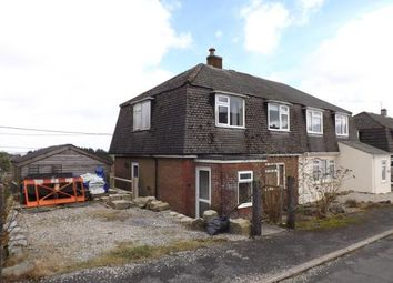 Thumbnail 3 bed semi-detached house for sale in Princetown, Yelverton