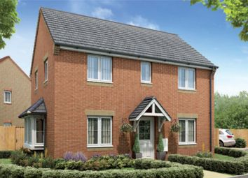Thumbnail 3 bed semi-detached house for sale in Lands End Way, Oakham