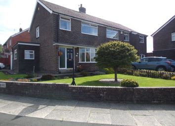 Thumbnail 3 bed semi-detached house for sale in St. Ronans Drive, Seaton Sluice, Whitley Bay