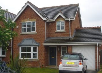 Thumbnail 3 bed detached house to rent in Silverstone Road, Lincoln
