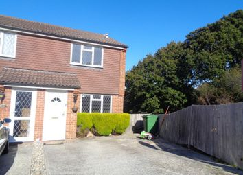 Thumbnail 2 bed end terrace house to rent in Warren Close, St. Leonards-On-Sea