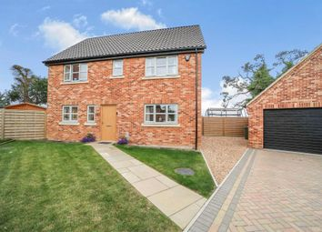 Thumbnail 4 bed detached house for sale in Mill Stone Green, Wretham, Thetford