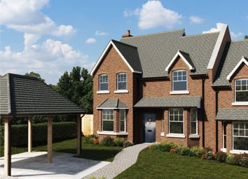 Thumbnail 3 bedroom semi-detached house for sale in Station Hill, Ropley, Hampshire