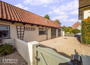 Thumbnail 2 bed cottage for sale in The Street, Syderstone, King's Lynn, Norfolk