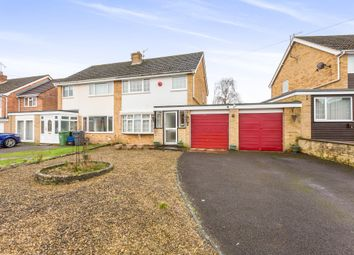 Thumbnail 3 bed semi-detached house for sale in The Rise, Calne