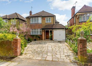Thumbnail 4 bedroom detached house for sale in Milton Court, Ickenham, Uxbridge, Greater London