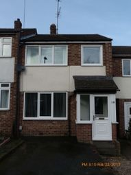 Thumbnail 3 bedroom terraced house to rent in Cornmill Drive, Liversedge, West Yorkshire