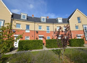 Thumbnail 5 bed town house for sale in Poethlyn Drive, Costessey, Norwich