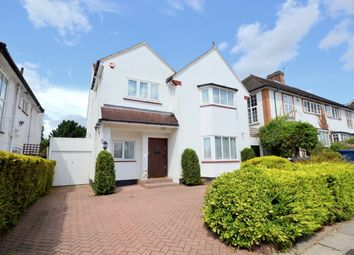 Thumbnail 4 bed detached house to rent in Bittacy Park Avenue, Mill Hill, London