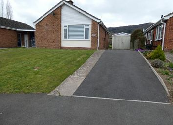 Thumbnail 2 bed bungalow to rent in 10 St. Bernard Drive, Malvern, Worcestershire
