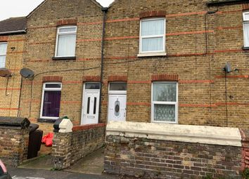 Thumbnail 2 bed terraced house to rent in St.Peters Footpath, Margate