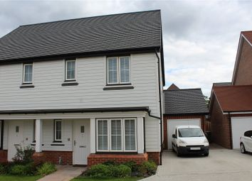 3 bed semi-detached house for sale in The Willows, Fleet GU51