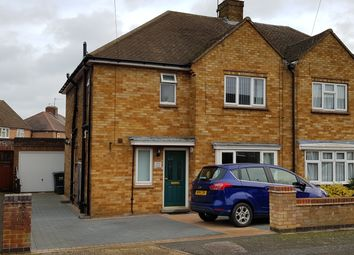 Thumbnail 3 bed semi-detached house for sale in Hillary Road, Rushden