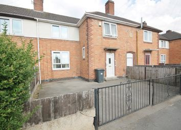 Thumbnail 3 bed town house for sale in Cowdall Road, Braunstone, Leicester