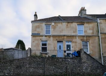 Thumbnail 2 bed end terrace house to rent in Highland Road, Bath