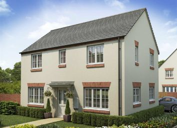 "Thumbnail 3 bed detached house for sale in ""The Clayton"" at Ashton Road, Roade, Northampton"