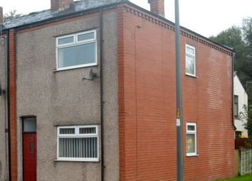 Thumbnail 2 bedroom terraced house to rent in Leigh Road, Manchester