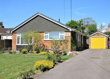 Thumbnail 3 bed detached bungalow for sale in Duncan Road, New Milton