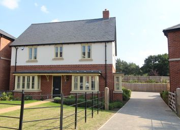 Thumbnail 5 bed detached house for sale in Clinton Crescent, Rugby