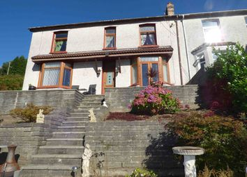 Thumbnail 3 bed semi-detached house for sale in Gladstone Road, Crumlin, Newport