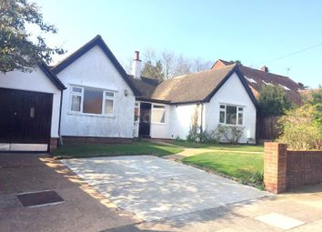 Thumbnail 3 bed detached bungalow to rent in Manor Road, Ipswich