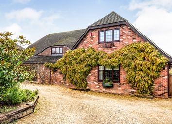 Thumbnail 5 bedroom detached house for sale in The Village Green, Heywood, Westbury