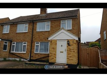 Thumbnail 3 bed semi-detached house to rent in Meadgate Avenue, Chelmsford
