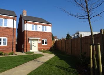 Thumbnail 2 bed detached house for sale in Church View, Hugglescote, Leicestershire