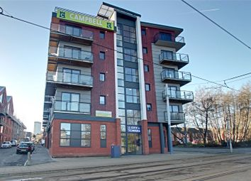 1 bed flat for sale in City Towers, Watery Street, Sheffield S3