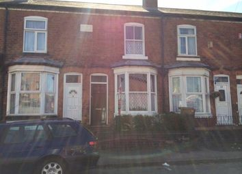 Thumbnail 3 bed terraced house to rent in Hillary Street, Walsall
