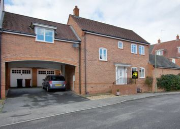 Thumbnail 4 bed link-detached house for sale in Blythe Close, Enham Alamein, Andover