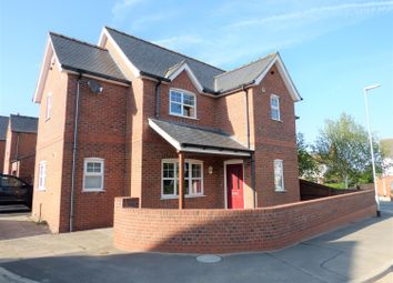 Thumbnail 4 bed detached house for sale in Howard Fields Way, Louth