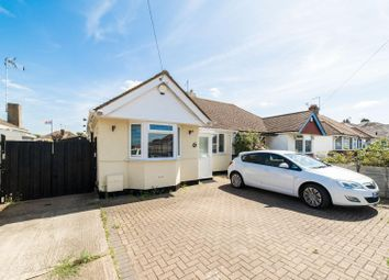 Thumbnail 2 bed bungalow for sale in Woodman Avenue, Whitstable