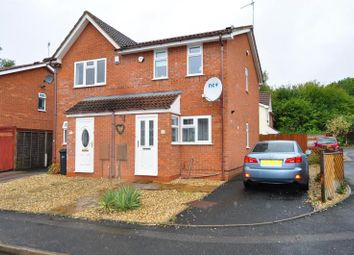 2 bed semi-detached house to rent in Fieldfare Close, Cradley Heath, West Midland B64