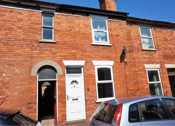 Thumbnail 3 bed terraced house for sale in Brook Street, Lincoln