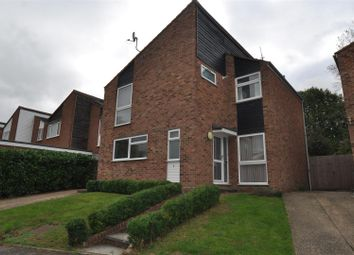 Thumbnail 4 bed detached house to rent in Badminton Close, Stevenage