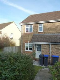 Thumbnail 2 bed semi-detached house to rent in Bouchers Way, Salisbury